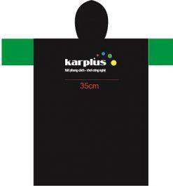 Áo mưa quảng cáo Karplus