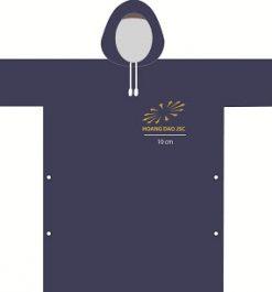 Áo mưa quảng cáo Hoàng Đạo JSC