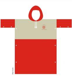 Áo mưa quảng cáo Xi Măng CHINFON