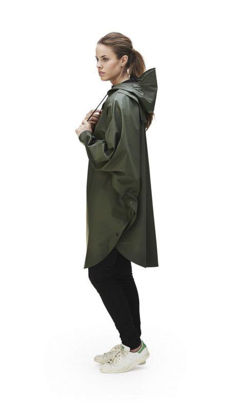 Áo mưa Poncho dành cho nữ